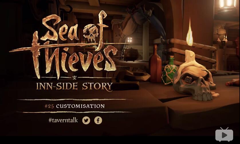 《盗贼之海》船员和船只自定义预告片