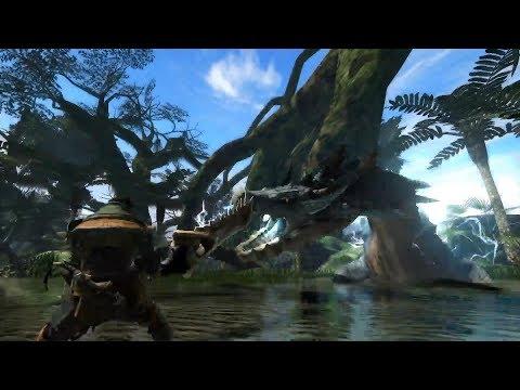 怪物猎人:世界 - 叽咪叽咪 | 游戏评测