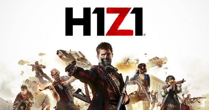 H1Z1:杀戮之王 H1Z1: King of the Kill - 叽咪叽咪 | 游戏评测