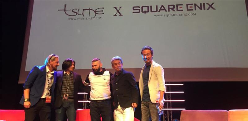 雕像厂商TSUME与游戏厂商SE确认合作,获得《最终幻想》雕像制作版权